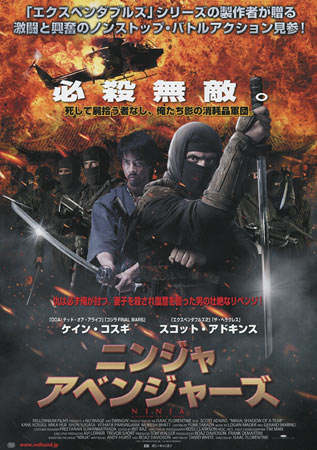 ninja shadow of a tear 2013 full movie